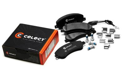 New UK distribution partner for Celect range of braking products